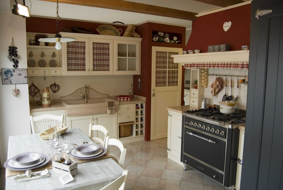 Shabby Chic  Country  Cucine country  shabby
