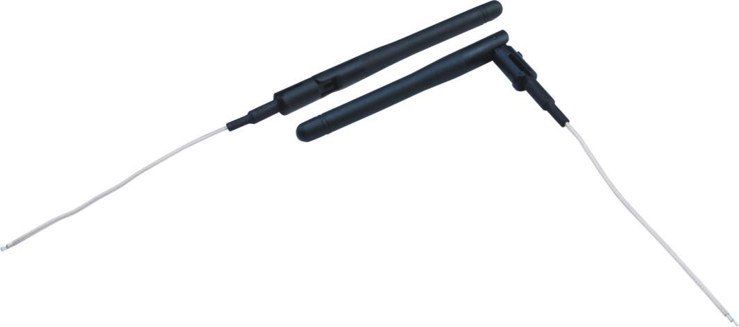 Gain 1.14~2.14dB Wire Black3 DBI Long Distance 2.4G Wifi