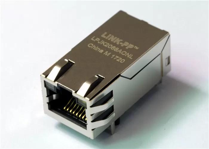 Poe Rj45 Connectors Wiring Diagram
