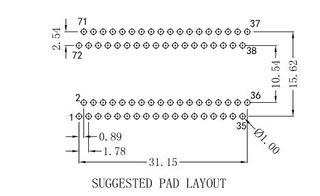 G4P109N-A LF 1000Base-T 1X4 Port Gigabit Ethernet