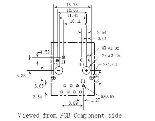 Female Connector RJ45 Ethernet Jack