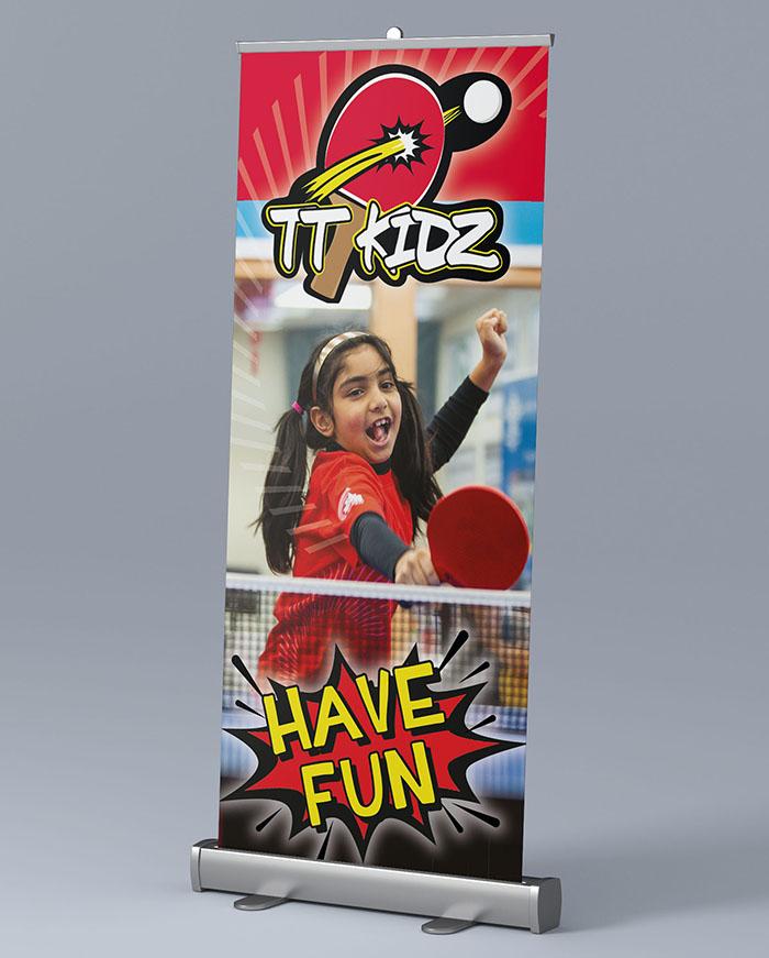 TT Kidz promotional banner