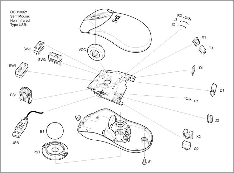 Logitec Pc Speaker Wiring Diagram