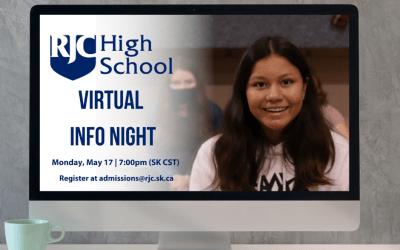 Virtual Info Night
