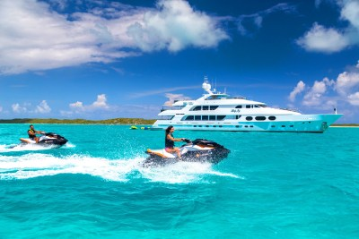 Lady Joy luxury charter yacht, Caribbean