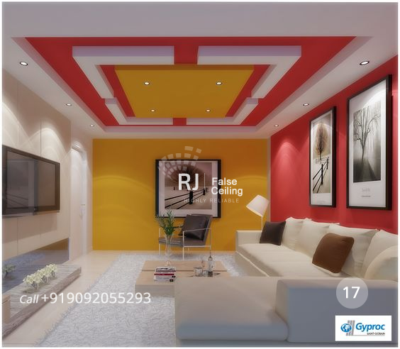 Armstrong false ceiling in Coimbatore  RJ ceiling Coimbatore