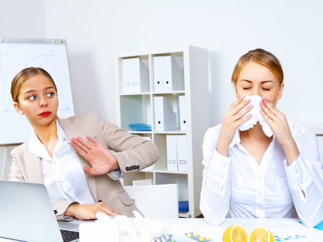Flu-proof Your Space With These 5 Office Cleaning Tips