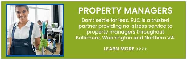 Property Management Cleaning