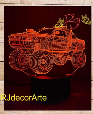 Lampara led monster truck2