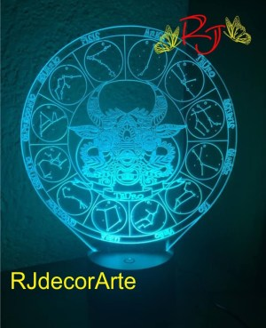 lampara led Tauro
