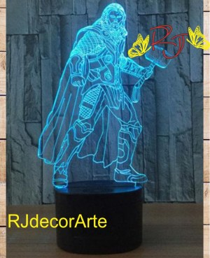 lampara led thor