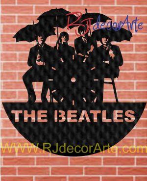 Reloj Beatles