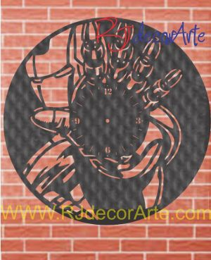 Reloj Iron man 2