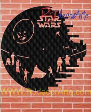 Reloj star wars 2