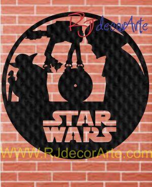 Reloj star wars 1