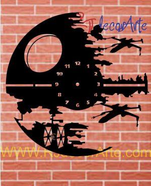 Reloj star wars 6