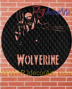 Reloj wolverine