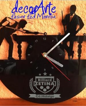 Reloj Billar
