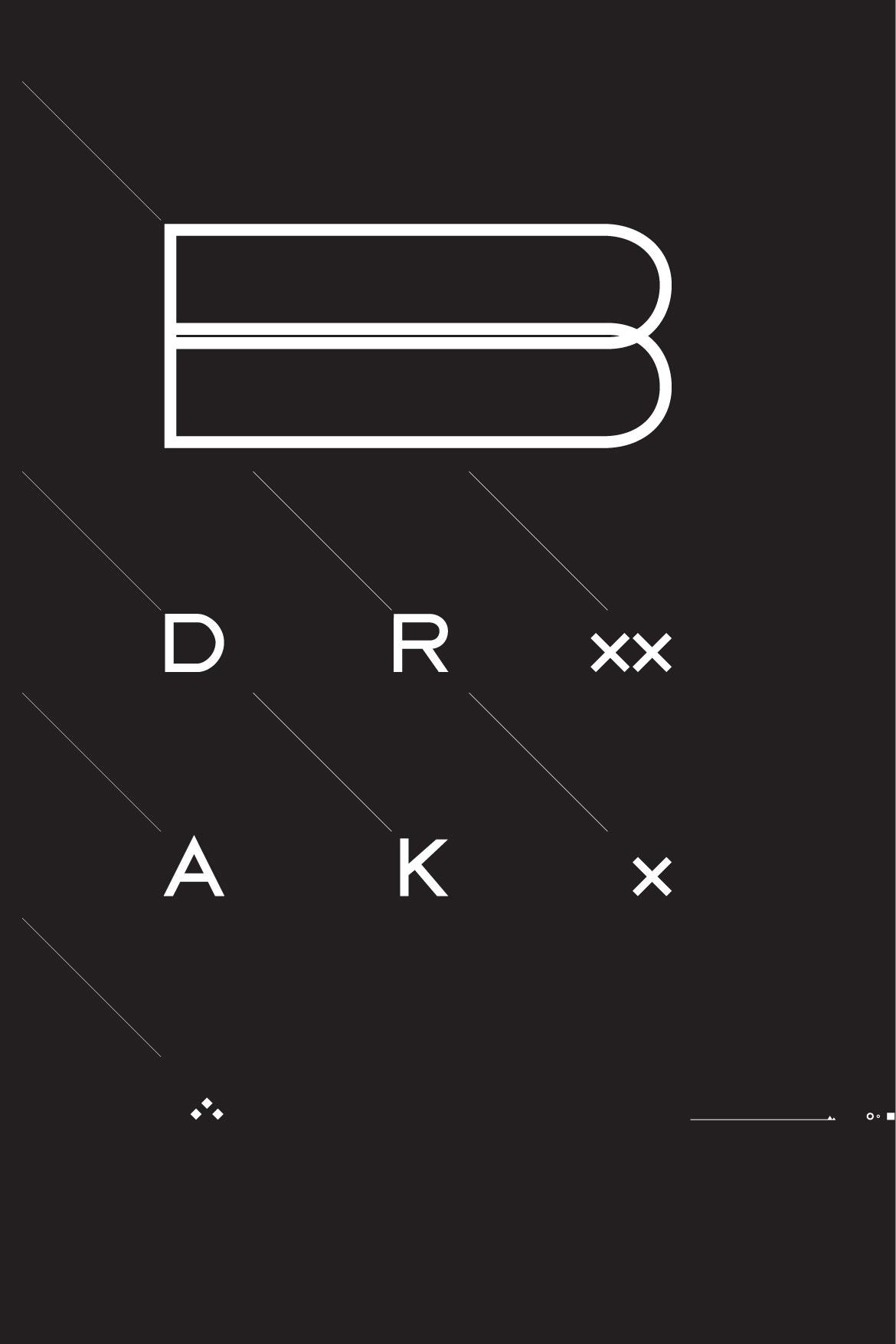 BeDARK Typeface