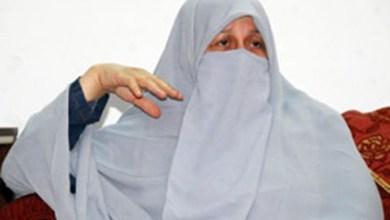 Photo of المهندسة عزة زوجة خيرت الشاطر