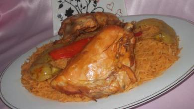 Photo of وصفة كبسة دجاج