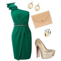 تنسيق أزياء السهرة موضة 2013