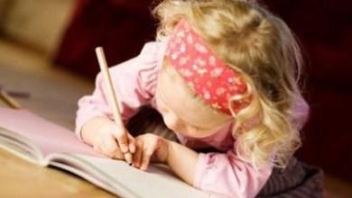 Photo of علمي طفلك الكتابة