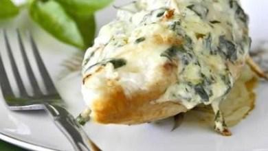 Photo of دجاج بالريحان و الجبن