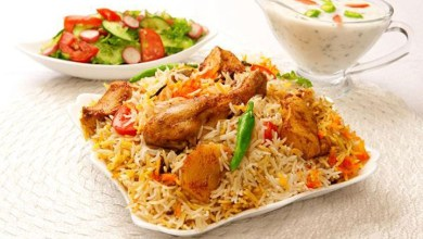Photo of برياني الدجاج اللذيذ
