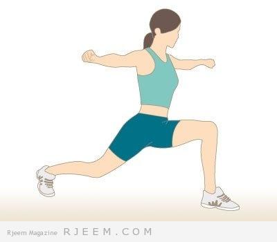 تمارين رياضية لتخسيس الساقين