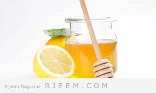 حب الشباب :قناع الليمون والعسل