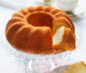 الكعكة الاسفنجية الكلاسيكية
