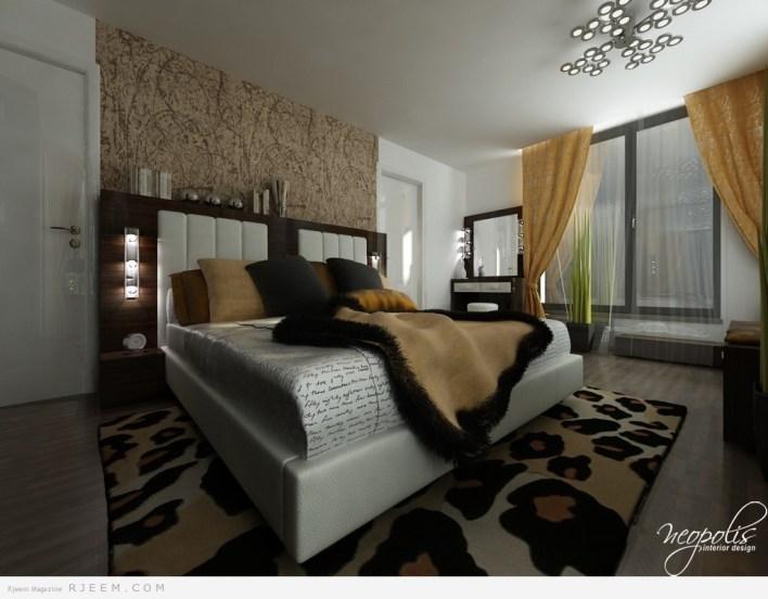 ديكورات غرف نوم حديثة 2014