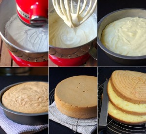 خطوات مهمه لانجاح الكيكة الاسفنجية و الادوات المساعدة لذلك