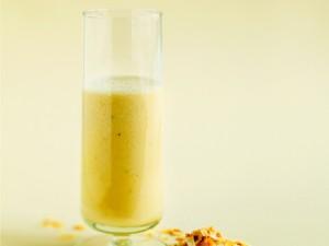 عصير جوز الهند والعسل