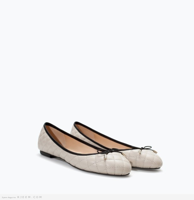 أحذية بدون كعب لصبايا 2014