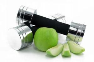 التغذية السليمة لبطن مشدود