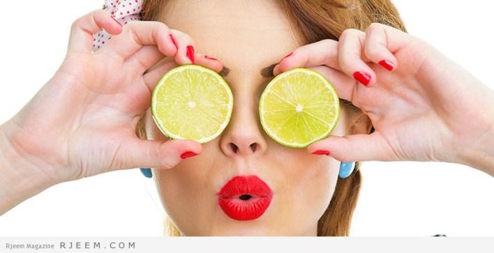 citron pour la peau