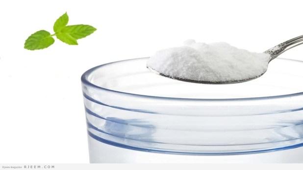 فوائد الملح للمهبل