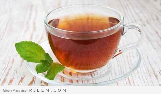 الشاي الاحمر