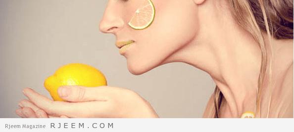 وصفة الليمون و ماء الورد