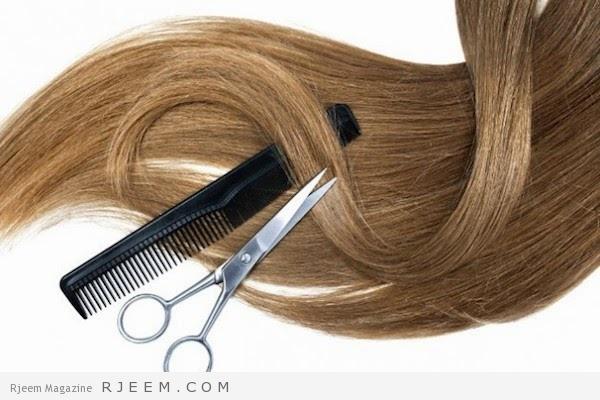 افضل 4 خلطات لعلاج تقصف الشعر