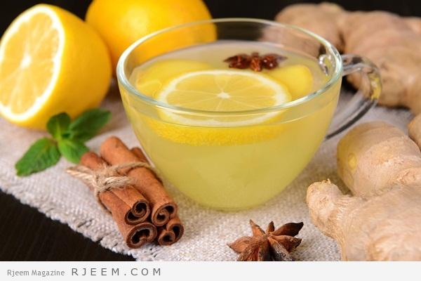 مشروبات شد البطن - المشروبات السحرية لشد البطن