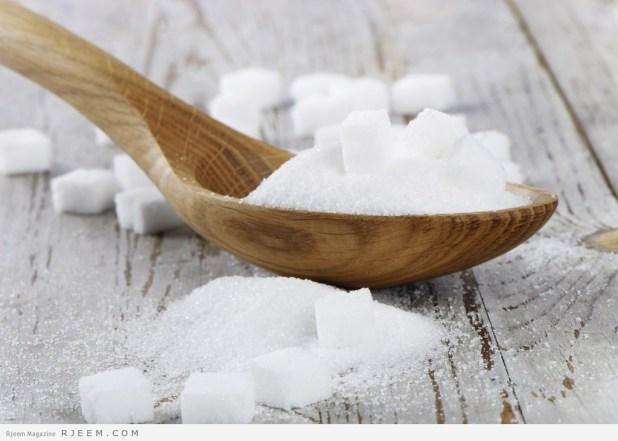 السكر - فوائد واضرار السكر