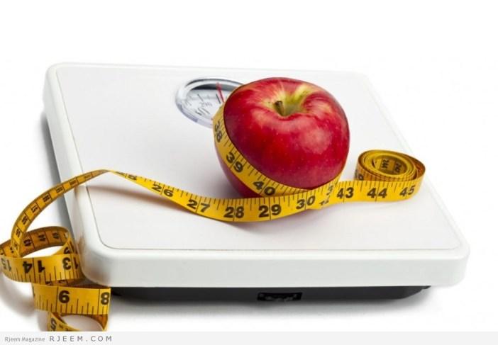 انقاص الوزن - نصائح لانقاص الوزن الزائد