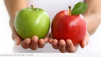 Photo of ايهما أفضل التفاح الأخضر أم التفاح الاحمر وماهو الفرق بينهما؟