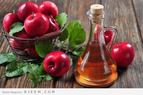 خل التفاح للوزن - فوائد واضرار خل التفاح
