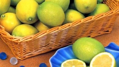 Photo of وصفات الليمون الصحية