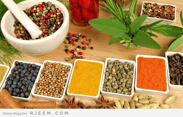 اهم الاطعمة والاعشاب لحرق الدهون