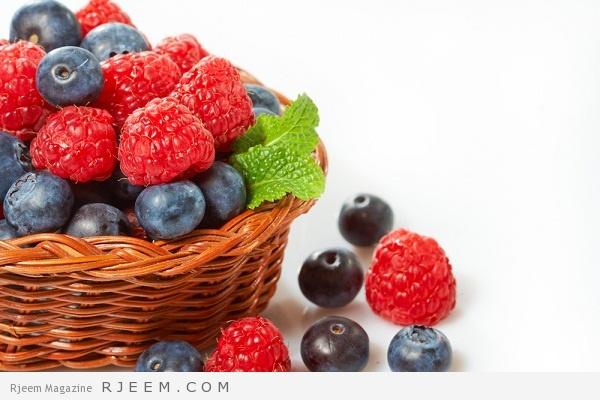 اكثر من 10 اطعمة تحافظ على نضارة البشرة